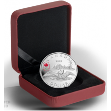 Lucky Loonie - Fine Silver Coin (2012) No. 119096