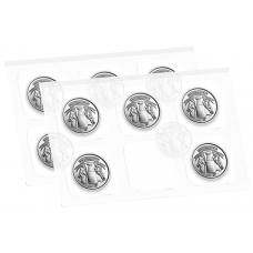 2017 25-CENT CIRCULATION COIN 125TH ANNIVERSARY OF THE STANLEY CUP® TEN COIN PACK