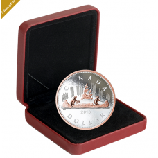 2018 Big Coin Series - 5 oz. Pure Silver 7-Coin Series - Alex Colville