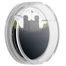 2 oz. Pure Silver Coin - 110th Anniversary of the Royal Canadian Mint - Mintage: 4,000 (2018) No. 166165