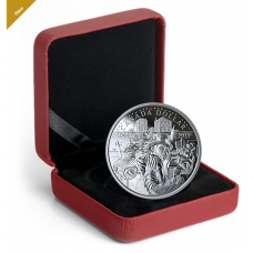 2019 Proof Silver Dollar - The 75th Anniversary of D-Day No. 170515 A.P.Impex ap-impex.com