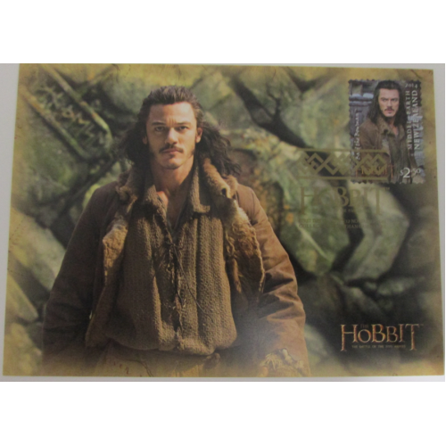 Set of Maximum Cards - The Hobbit: The Battle of the Five Armies 2014