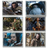 Set of Maximum Cards - The Hobbit: The Desolation of Smaug  2013 New Zealand